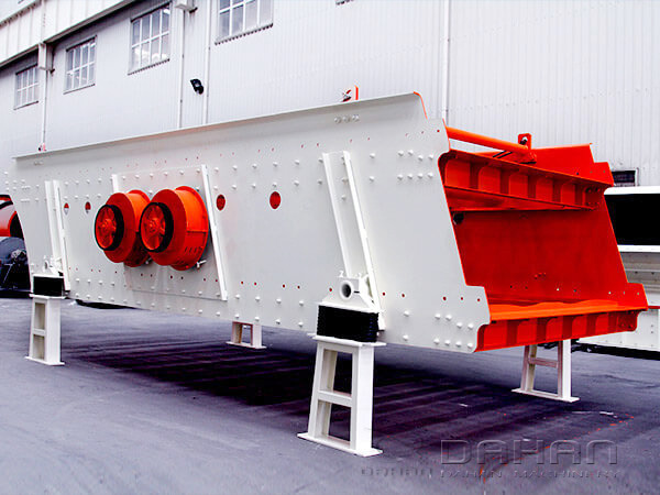 Distinction between Mine Vibrating Screen and Dewatering Screen